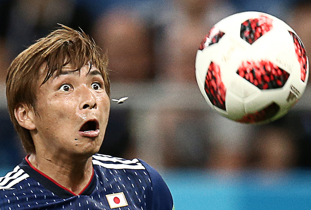 Японцы едва не сотворили сенсацию, дважды пробив вратаря сборной Бельгии Тибо Куртуа в матче 1/8 финала. Но класс и опыт европейцев оказались решающими факторами: они до конца основного времени матча успели сравнять счет, а в добавленное убежали в контратаку и мастерски довели дело до победы.