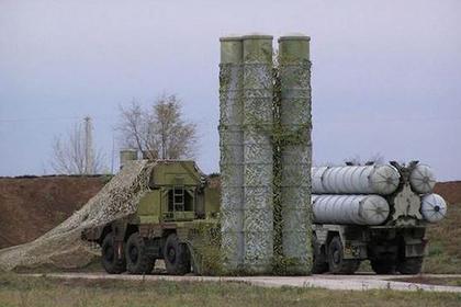 ЗРС «С-300ПС»
