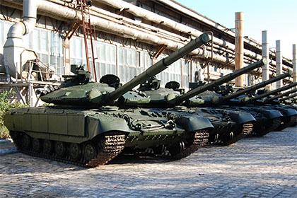 Украинские танки вместо Конго отправятся в Донбасс