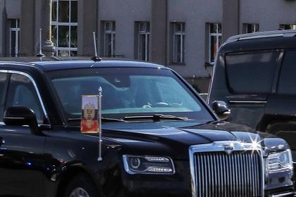 Иностранцы заинтересовались «Кортежем» Путина