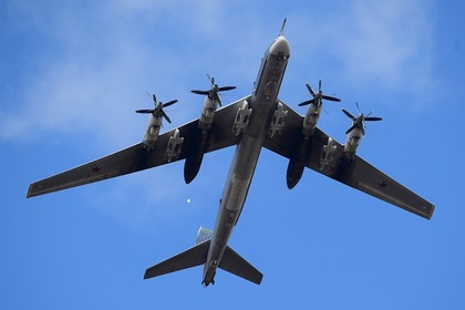 Сеул забеспокоился из-за полетов российских бомбардировщиков