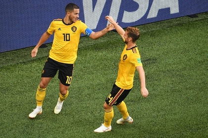 Бельгия завоевала бронзу чемпионата мира-2018