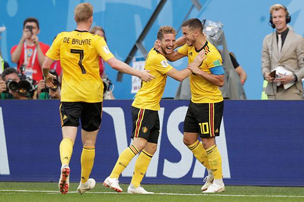 Сборная Бельгии завоевала бронзу наЧМ