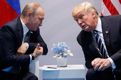 Крупнейшая газета Финляндии обратилась к Путину и Трампу