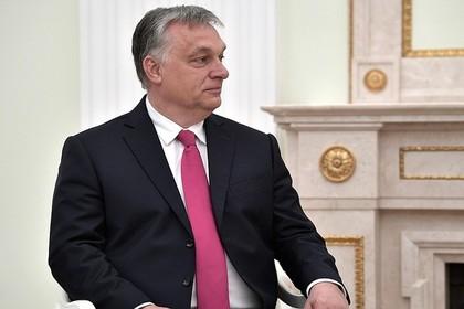 Премьер-министр Венгрии пожаловался Путину на антироссийские санкции