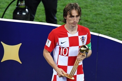 Назван лучший футболист чемпионата мира