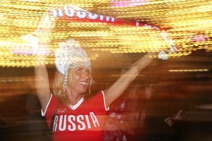 Путин рассказал о видимых из окон Кремля фанатах