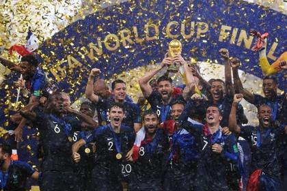 Футболисты сборной Франции сорвали пресс-конференцию тренера
