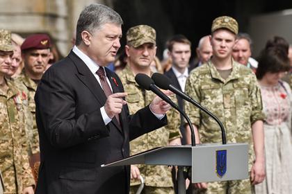 Порошенко рассказал о планах России атаковать Мариуполь