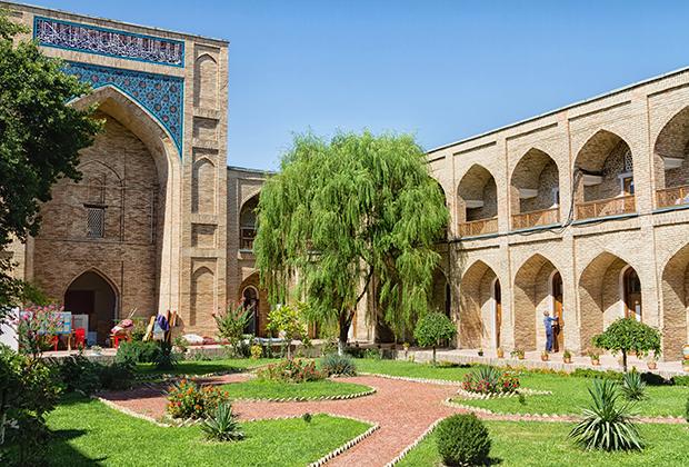 Медресе Кукельдаш в Ташкенте — одни из главных жемчужин столицы.