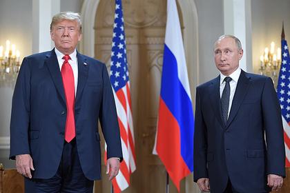 Встречу Трампа с Путиным тет-а-тет сочли предательством
