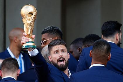 Китайская компания потеряла USD 4,3 млн из-за победы сборной Франции наЧМ
