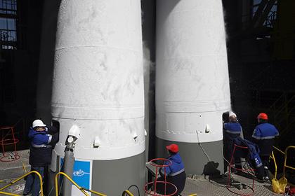 Названы сроки пуска российской сверхтяжелой ракеты