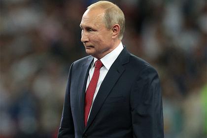 Путин ответил на вопрос о смене жизненных установок