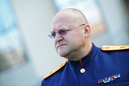 Бывшего главного следователя Москвы обвинили в получении взятки