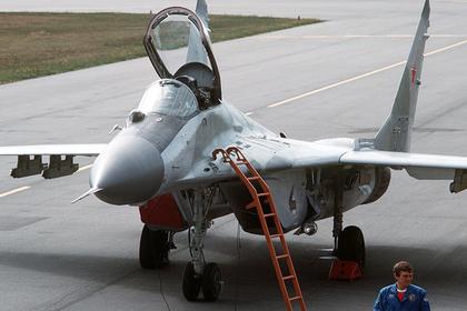 Летчик рассказал о потерянной МиГ-29К огромной ракете