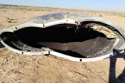 Вподконтрольном США регионе Сирии рухнул военный самолет— первые детали икадры