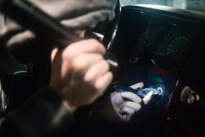Названы самые угоняемые в России автомобили