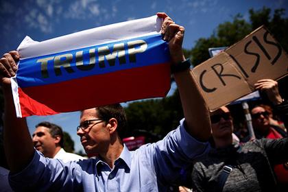 Выявлены называющие Россию врагом американцы