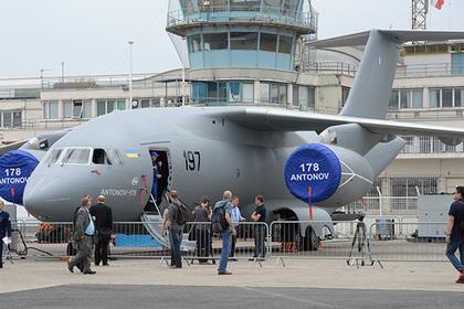 Украина в Ан-178 заменила Россию на Boeing