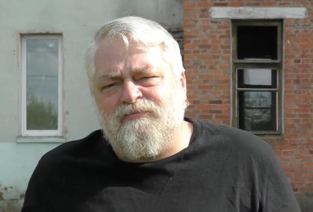 Лидер «Партизанской правды партизан» Алексей Меняйлов