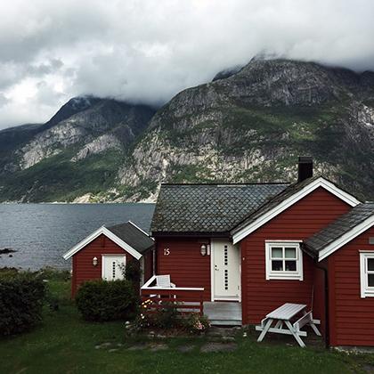 Природа фьордов Норвегии — то, ради чего действительно стоит посетить эту страну