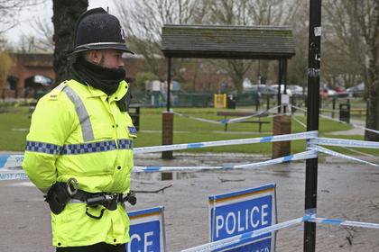 Полиция опознала отравителей Скрипаля