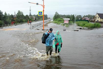 Переживших рекордный паводок забайкальцев предупредили о второй волне