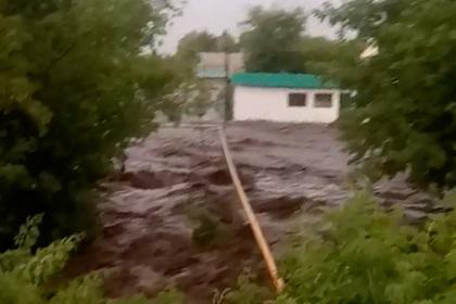 Семья россиян утонула в собственном доме из-за сильного ливня