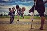 Третье место, номинация «Фотограф года» <br> «Мальчик, который потерял ногу, смотрел, как его друзья играют в футбол, и сказал, что он хотел бы тоже сыграть, если бы мог». <br> Янгон, Мьянма <br>Снято на iPhone 7 Plus