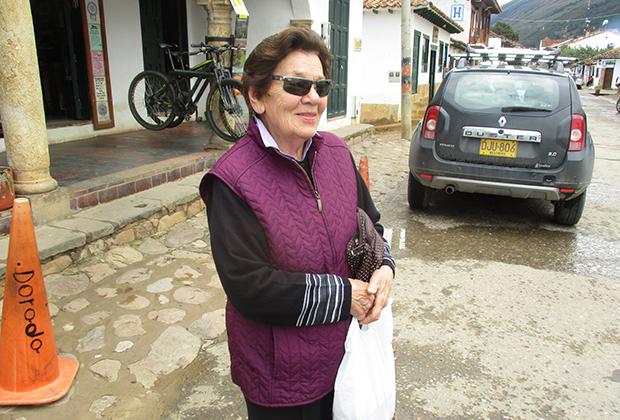 Из Брянска в Колумбию и ни слова по-испански. Мать женщины, вышедшей замуж за колумбийца