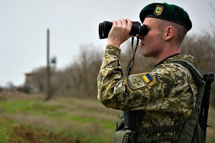 Украинские пограничники приготовились вернуть контроль над Донбассом