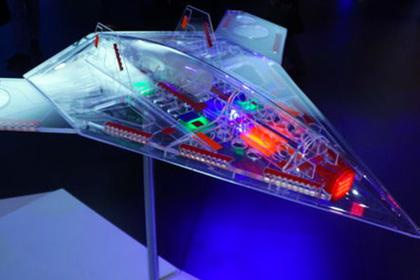 Выбран прототип для российского истребителя шестого поколения