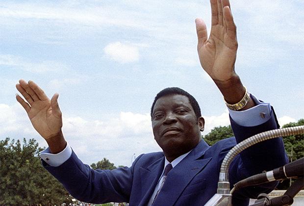 Президент Эйадема удерживал власть в Того на протяжении 38 лет