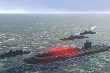 Оружие «Судного дня» уничтожило советский авианосец