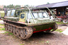 В конце 60-х годов на смену ГАЗ-47 пришла его обновленная версия — ГАЗ-71. Эта модель выпускалась до 1985 года, и ее до сих пор можно встретить в Арктике.