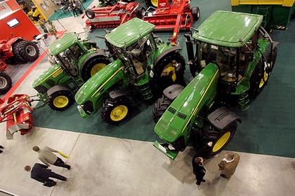 В Подмосковье пройдет выставка агротехнологий