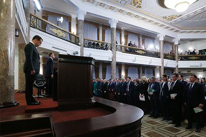 В России создали департамент санкций