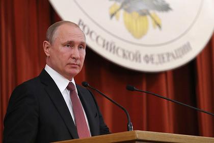 Владимир Путин Фото: Михаил Климентьев / РИА Новости