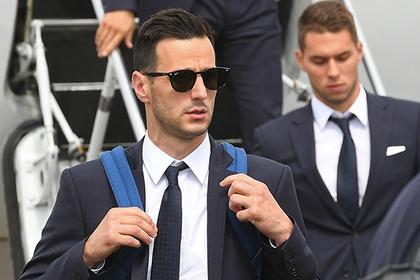Хорват отказался от серебра чемпионата мира