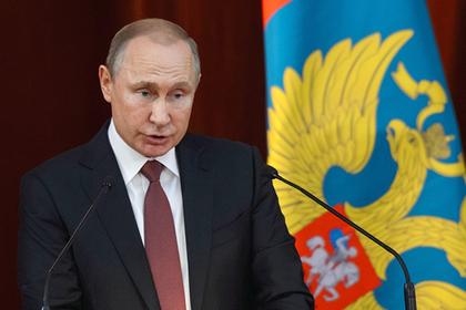 Владимир Путин Фото: Дмитрий Азаров / «Коммерсантъ»