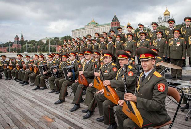 Ансамбль Российской армии имени Александрова