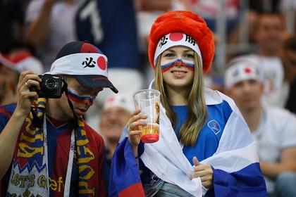 Стыдливая просьба убедила Путина подумать о продаже пива на стадионах