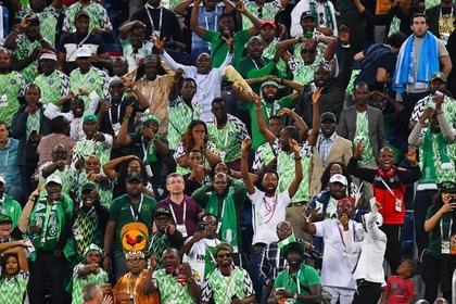 Полторы сотни обманутых нигерийских болельщиков улетели из России