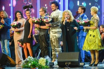 Вечер Аллы Пугачевой на «Новой волне» в Юрмале, 2014 год