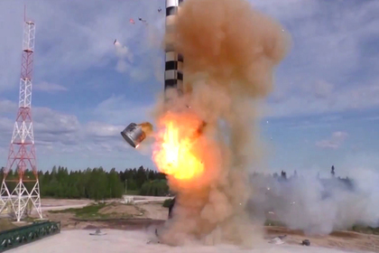 В США признали превосходство российского ядерного оружия