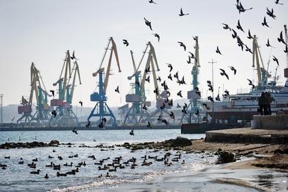 Украина придумала для России морские санкции