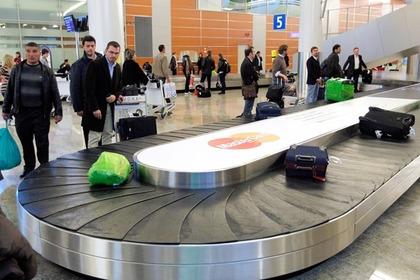 В Шереметьево возникли проблемы с отправкой багажа