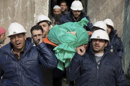 Израиль вывез из Сирии членов «Белых касок» по просьбе США
