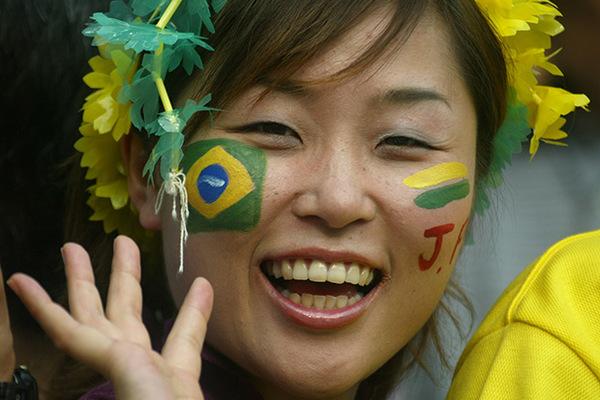 Страсть для азиатов